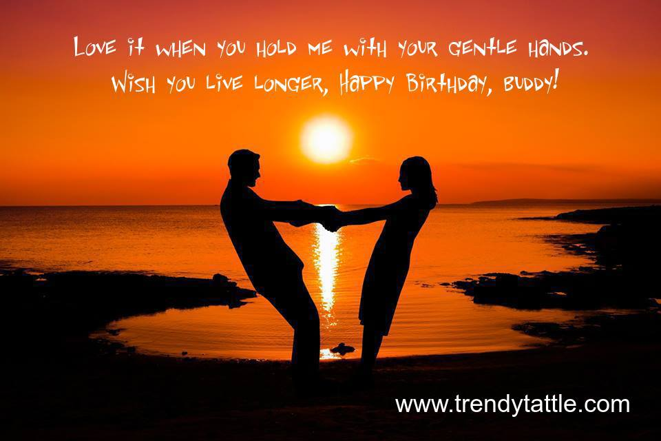Make your beloved feel special birthday wishes for lover trendy birthday wishes for lover m4hsunfo