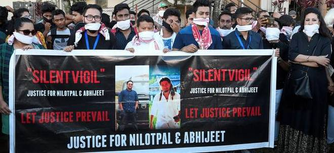 Justice of Nilotpal and Abhijeet